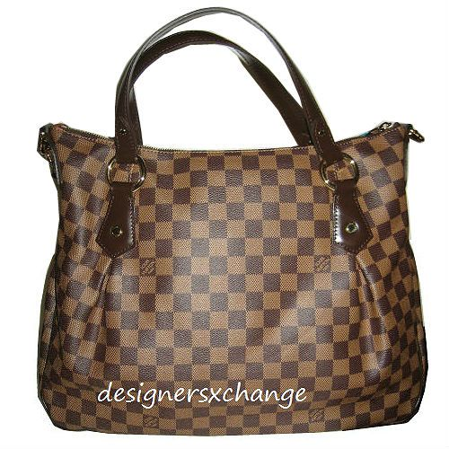 Louis Vuitton Damier EVORA MM (N41131) Tote Bag with Long strap Brand New with LV receipt